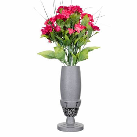 Holmes Memorials Flower Vases For Burials And Other Ceremonies